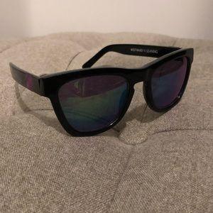 Westward Leaning Sunglasses - Pioneer - Black